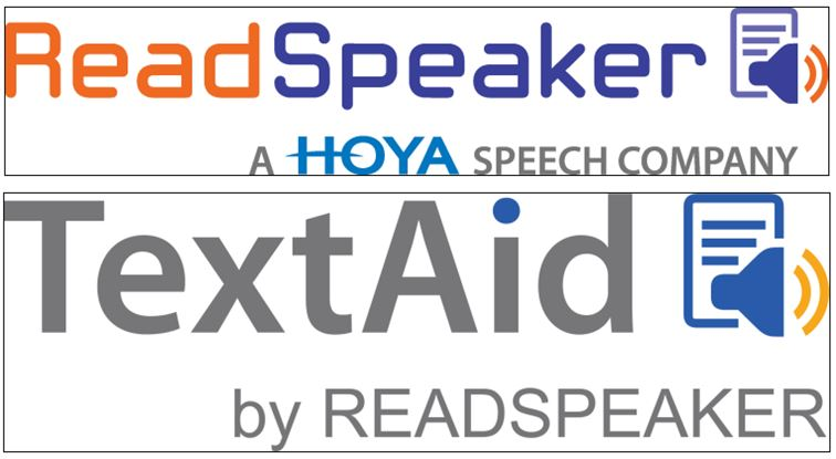 Readspeaker o TextAid